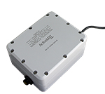 12V AC Output - 100 to 277V Input - Vapor Proof Power Supply with Battery Backup Option