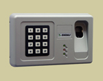AC - Ethernet Combi Keypad & Optical Fingerprint Reader