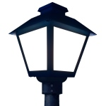 VS5 ActiveLED® Classic Village Square Post-Top Light