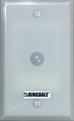 LightSpace® Remote Digital Motion/Occupancy Sensor (Oblong Format) for ActiveLED® Lighting Systems