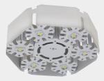 HR18 Series ActiveLED® 18 inch Round High Bay Lighting, up to 150 Watt power consumption