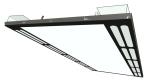 OL4 Plenum Air Return Series of ActiveLED® Troffer Recessed Ceiling Light for 2'x4' & 60cm x 120cm Grids