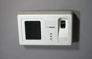 Ac Ethernet Hid Proximity Card And Or Fingerprint Combi